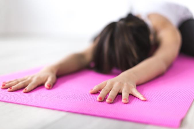 Le yoga, c'est reconnu, ça guérit. Ça fait du bien. C'est thérapeutique.