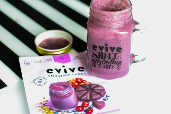 Evive Smoothie cubes Asana