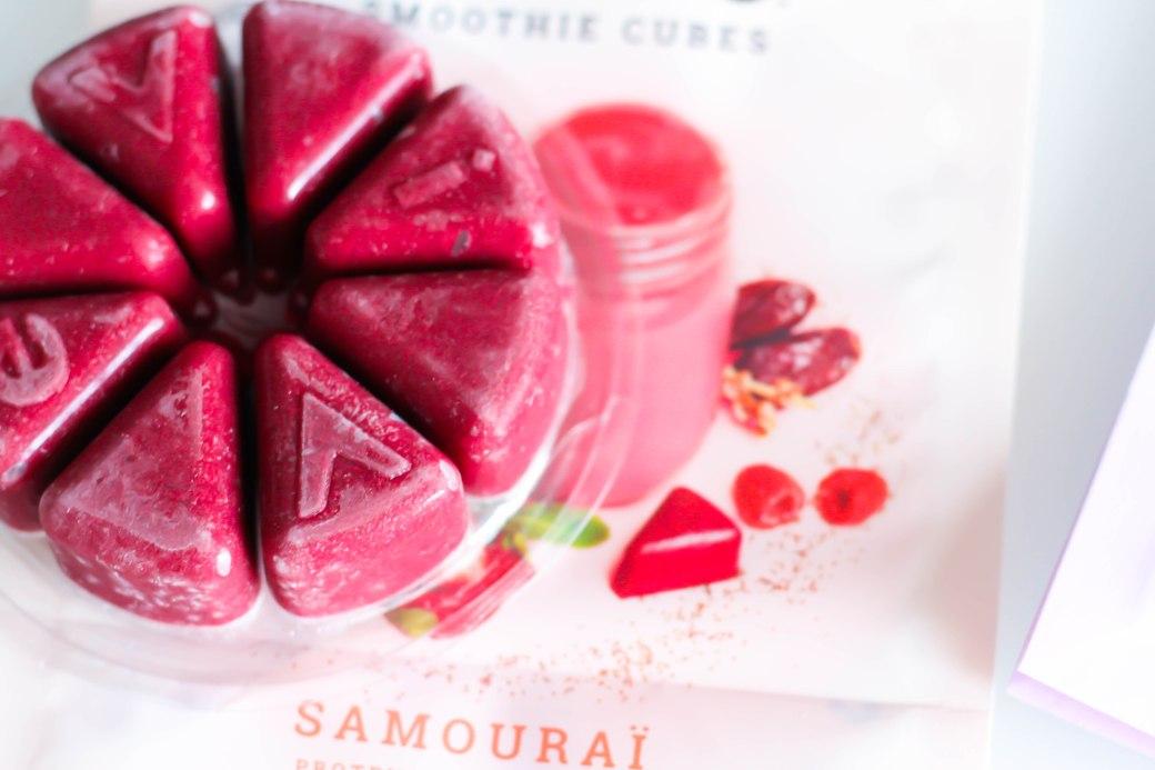 Evive smoothie SAMOURAI