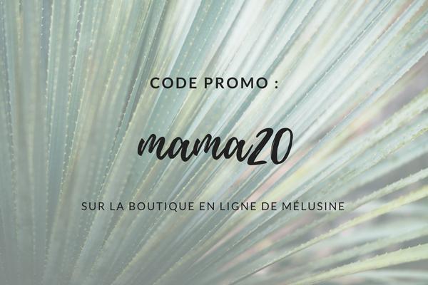 code promotionnel Mélusine Bijoux